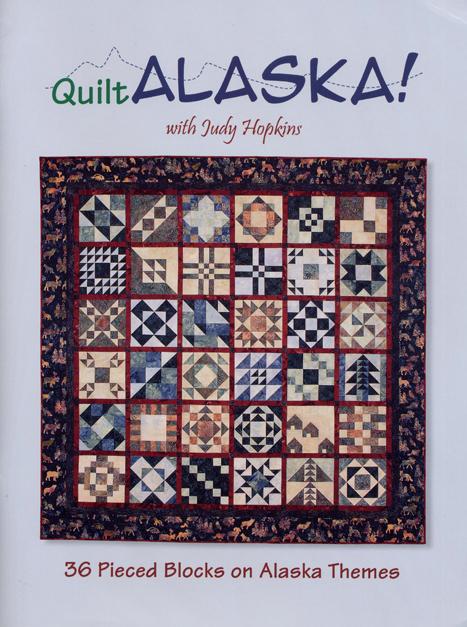 Cover Quilt Alaska