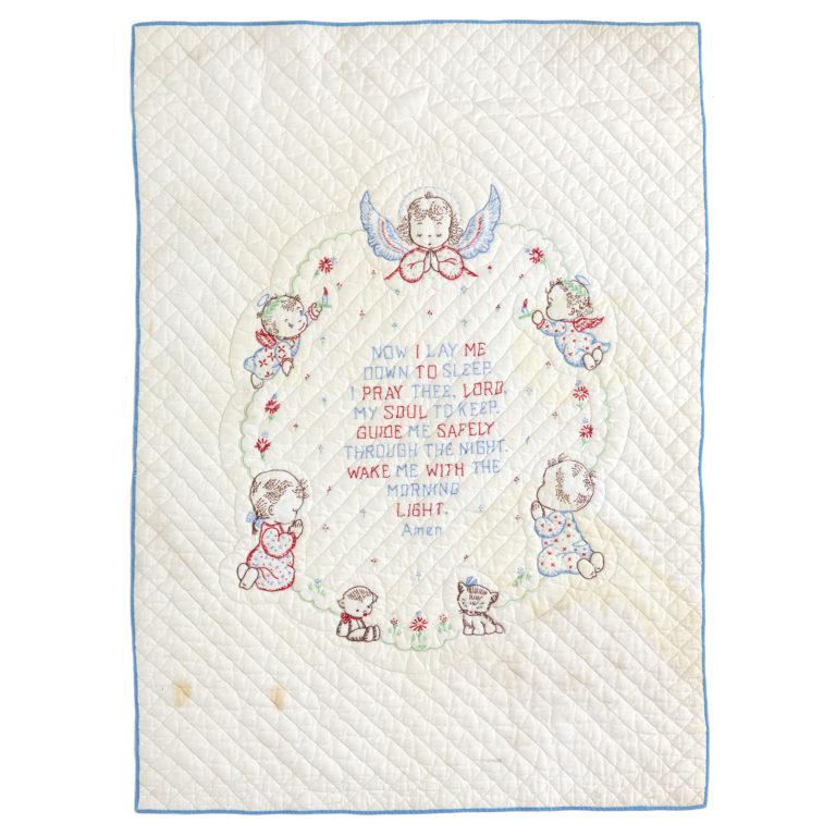 Lois Prayer Quilt
